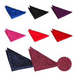 Pin Dot Handkerchief