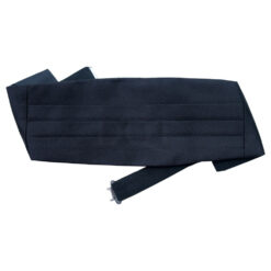 Plain Satin Cummerbund - Boys (2-7 Years)