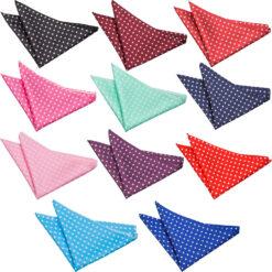 Polka Dot Handkerchief