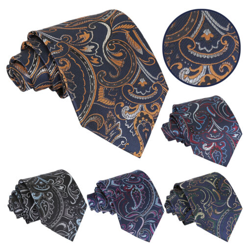 Cypress Paisley Classic Tie