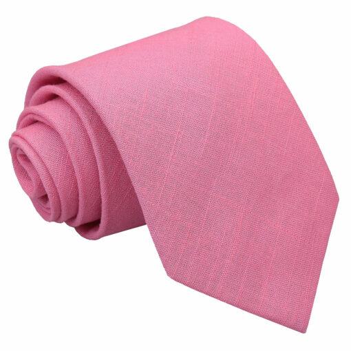 Hopsack Linen Classic Tie