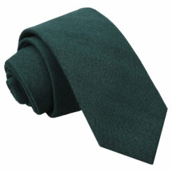 Ottoman Wool Slim Tie