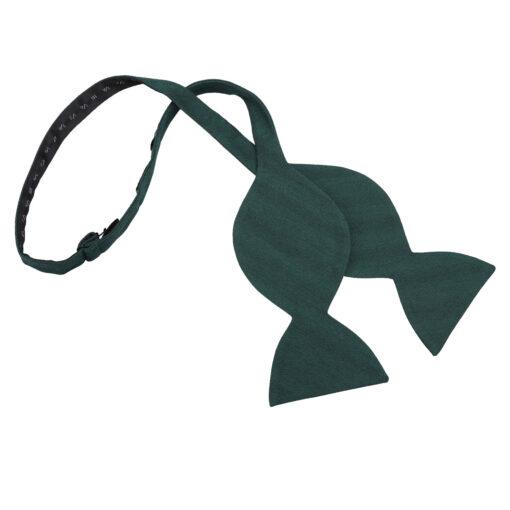Ottoman Wool Butterlfy Self Tie Bow Tie