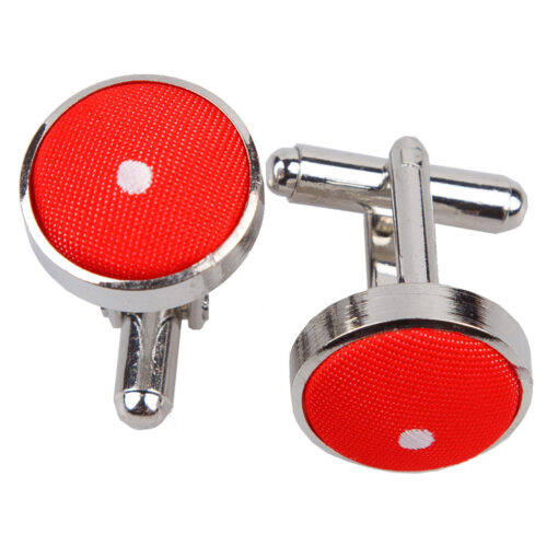 Pin Dot Cufflinks