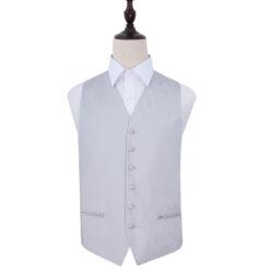 Plain Satin Waistcoat