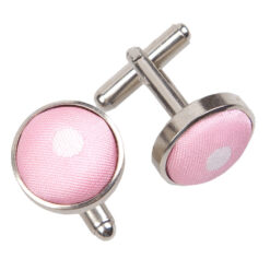 Polka Dot Cufflinks