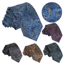 Cypress Paisley Classic Tie