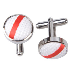 Single Stripe Cufflinks