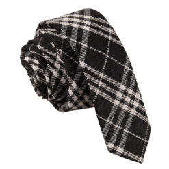 Tartan Skinny Tie