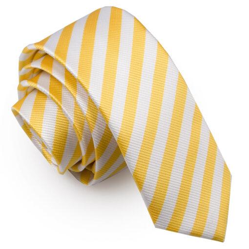 Thin Stripe Skinny Tie
